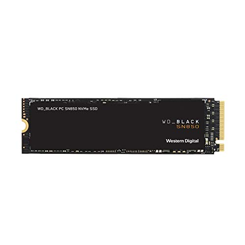 Ssd 500Gb M2 Marca WD BLACK