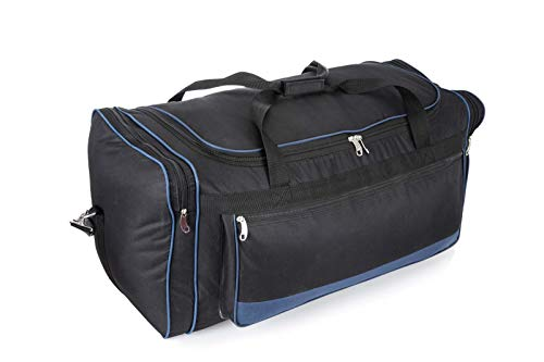 32' XL Large Holdall Duffel BagLightweight Luggage Weekend Travel Sports