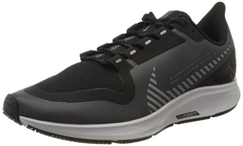 Nike Damen Air Zoom Pegasus 36 Shield Laufschuhe, Grau (Cool Grey/Silver-Black-Vast Gr 003), 41 EU