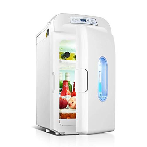 GJNVBDZSF Réfrigérateur Portable, Petit réfrigérateur de Voiture, glacière et Chauffe-Eau Isotherme Auto Hot Cold Auto Hot Cold Compact, et Silencieux