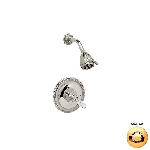 Review Of Phylrich PB3180_25D - Louis XIV Pressure Balance Shower Set