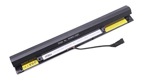 vhbw Akku kompatibel mit Lenovo IdeaPad 110-17IKB, 300-15ABM, 300-15ABM(80NL), 300-15ABM(80NL000QGE) Notebook (2200mAh, 14,4V, Li-Ion)