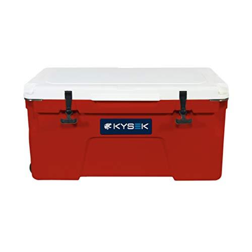 Kysek Cooler (White/Red)