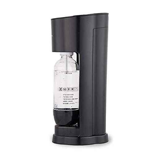 ALY Wassersprudler, Wassersprudler-Set Vorteilspack Sodabereiter für Leitungswasser mit Kohlensäure auf Knopfdruck