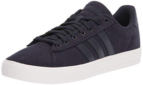 adidas Men's Daily 2.0 Skate Shoe, Blue, 12 M US Big Kid