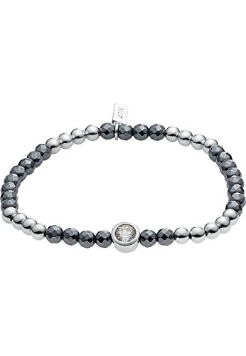 JETTE Silver Damen-Armband 925er Silber 1 Zirkonia One Size 87096858
