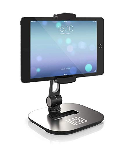 Tablet Stands and Holders Adjustable: Tablet Cell Phone Holder 360...