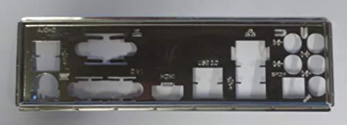 ASRock H67M Rev.1.05 - Blende - Slotblech - IO Shield #156790