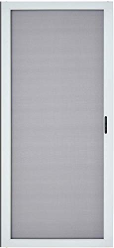 K.D. Heavy Duty Aluminum Sliding Patio Screen Door Kit - 2.5
