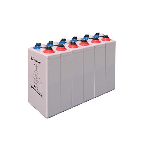 Bateria Solar Gel, 5 OPZV 250 12V Mas de 15 años de Vida