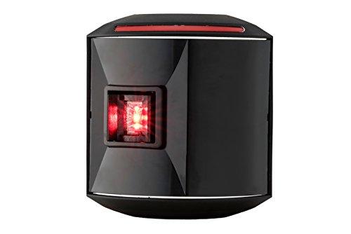 Aqua Signal Series 44 Port LED, 12/24V, noir
