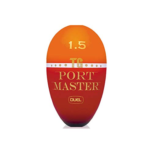 DUEL(デュエル) フカセウキ TGポートマスター 1.5 G1364 艶消しオレンジ