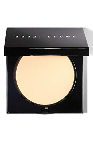Bobbi Brown Sheer Finish Pressed Powder - 01 Pale Yellow By Bobbi Brown for Women - 0.38 Ounce Powder, 0.38 Ounce