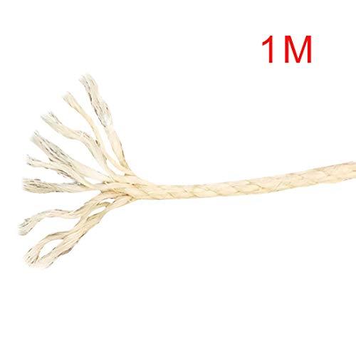 illumafye Sisal Seil für Kratzbaum Katze Klettergerüst DIY Katzen Kratzbaum Spielzeug Machen Schreibtisch Beine Bindeseil