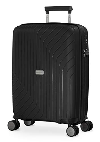 Hauptstadtkoffer - TXL - leichtes Handgepäck, Kabinengepäck Hartschalen-Trolley aus robustem...