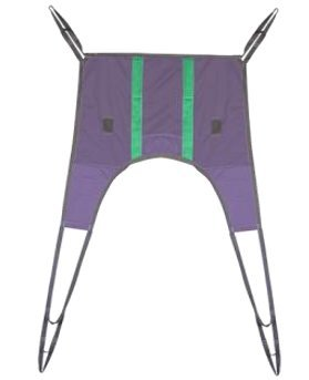 Patient Lifter Sling by Platinum Health, GULDMANN Lift Compatible, 100% Customer Satisfaction Guarantee. Basic Back Model with Padded Legs. Quantity Discount Pricing Available. (Extra-Large)