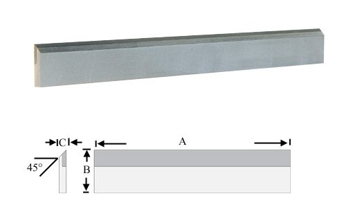 Carbide tipped planer and jointer knife set - Fits Jet JJ-8 Jointer, Powermatic 60, Pryor, Sunhill