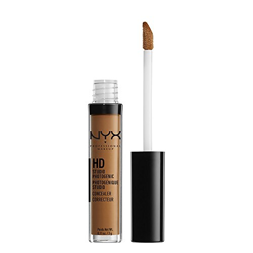 NYX PROFESSIONAL MAKEUP HD Photogenic Concealer Wand - Cocoa, With Peach Undertones