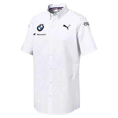 Price comparison product image Puma BMW Motorsport Team Shirt White (Medium)