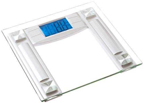 BalanceFrom Digital Body Weight Bathroom Scale with Step-On Technology and Backlight Display, 400...