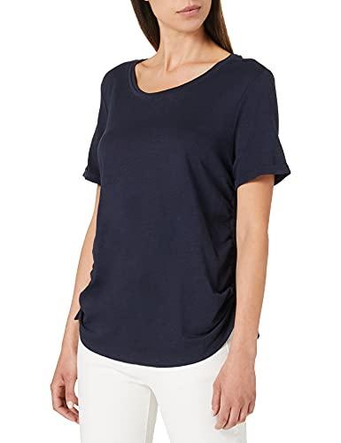 Cecil Damen 316246 T-Shirt, deep Blue, XL