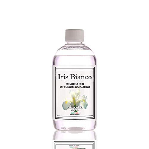 Raumduft für katalytische Duftlampe, Nachfüllflasche 500 ml (Iris)