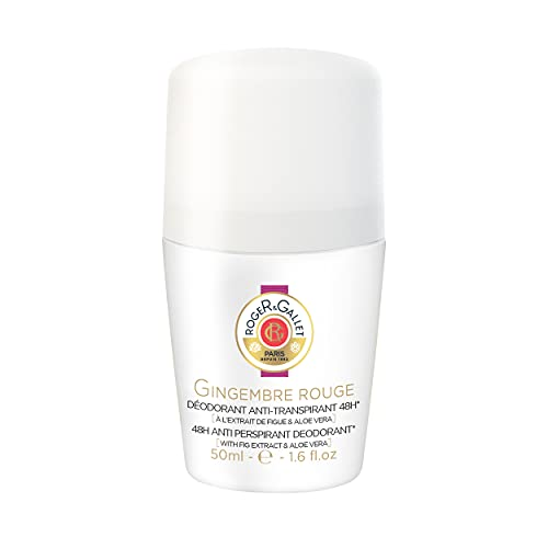 Roger & Gallet Gingembre Rouge Deodorante Antitraspirante 48H Roll-On 50 ml