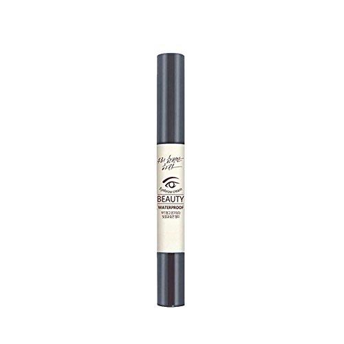 ESHOO 3 Couleur Maquillage des Sourcils Imperméable Crème Sourcils Enhancer Maquillage Longue Durée Avec Brosse