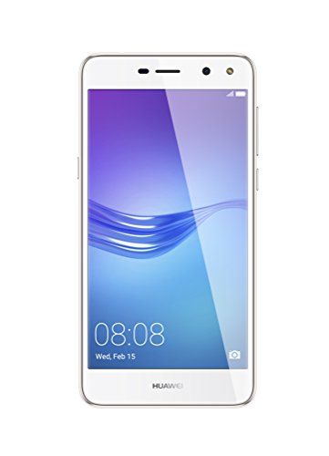 """Huawei Y6 2017 SIM Doble 4G 2GB Color Blanco - Smartphone (12,7 cm (5""""), 1280 x 720 Pixeles, Plana, Multi-Touch, Capacitiva, 1,4 GHz)"""