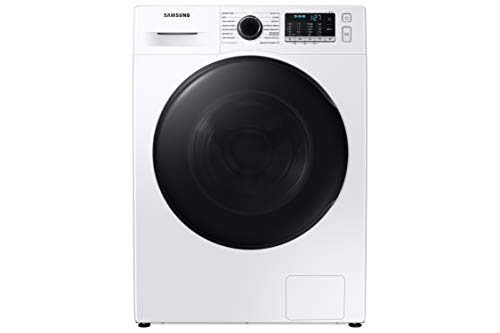 Samsung Elettrodomestici WD90TA046BE/ET Lavasciuga 9 kg, 1400 Giri, Bianco