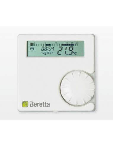 BERETTA Termostato Digital inalambrico Alpha dgt Wireless de
