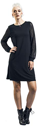 Vive Maria Wonder Tulle Dress Black, Größe:XL