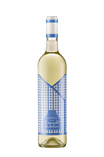 O MANDIL DE ISOLINA Vino blanco D.O Monterrei - Pack 6 botellas x 75 cl.