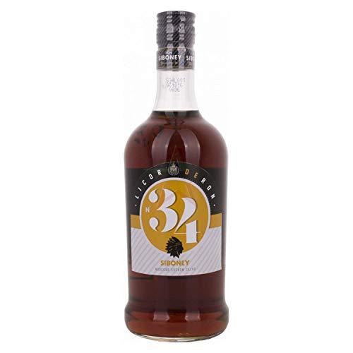 Ron Siboney N° 34 Licor de Ron 34% - 700 ml