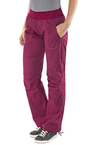 Ocun Pantera Women's Pants Beet Red XL-Short