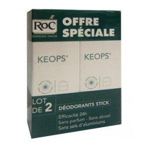 Roc Keops Deo Stick X 2