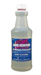 Car Adhesive Removers Are Not All Created Equal Pick One