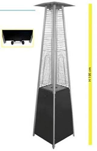 Johnson & Johnson Piramide Stufa A Gas Potenza 5000-9300 W H 195 CM