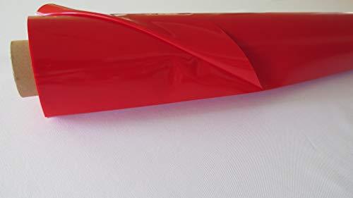 Unbekannt BIERTISCH-LACKFOLIE 65cm / 30mtr rot