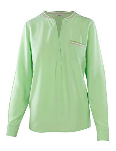 Malvin Damen Blusen-Shirt, Spring Green, (Eu38)