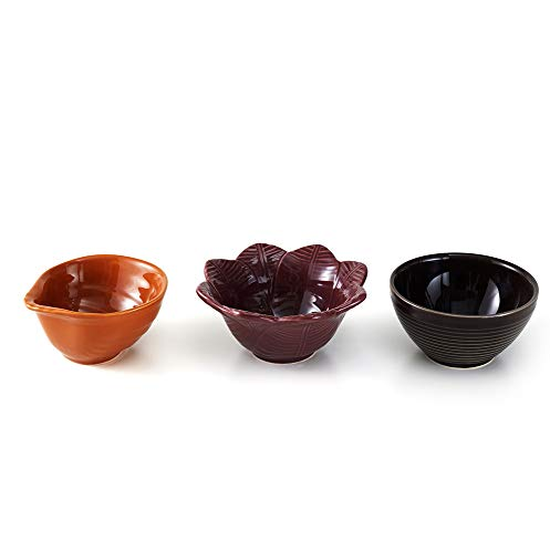 Trio de Cumbucas, Coleção Especiarias, Acervo Panelinha