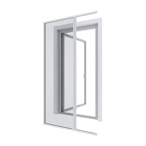 pro insect Insektenschutz-Rollo PRO für Türen 160x225cm, weiß