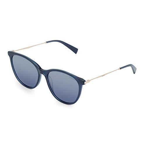 LEVI'S EYEWEAR Damen LV 5006/S Sonnenbrille, Blue, 55