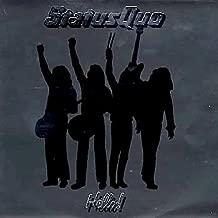 Status Quo Hello! 1973 UK vinyl LP 6360098