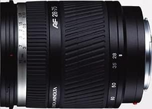 Konica Minolta AF 28-75mm f/2.8 Lens for the Maxxum 5D & 7D Digital SLR Camera