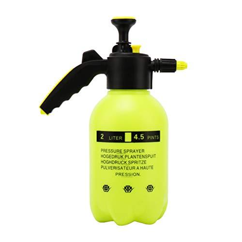 Yardwe Pumpflasche Sprühflasche Gartenspritze Drucksprüher Wasser Sprayer Flasche 2L