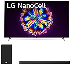"$1543 » LG 55NANO90U 55"" Real NanoCell Cinema HDR Display Smart Ultra HD 4K TV with a LG SN8YG 3.1.2 Ch High-Res Dolby Atmos Audio..."