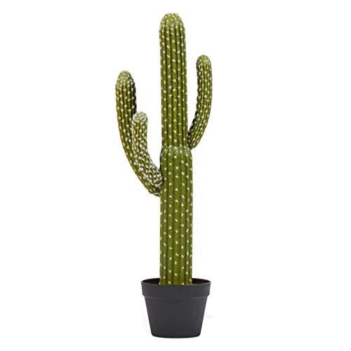 Catral Saguaro Cactus, PVC, Verde, 145 Cm
