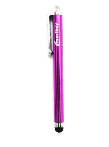 Emartbuy BTC Flame + / BTC Flame Plus Quad Core 7 inch Tablet PC Purple Capacitive Resistive Touchscreen Stylus Pen