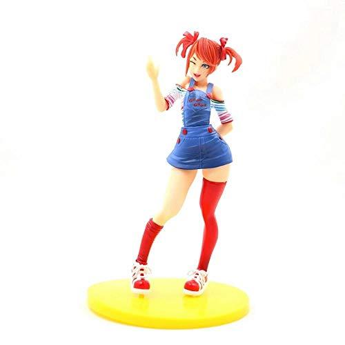 NINGZAIKU Estatua de Anime Juego de niños Horror...